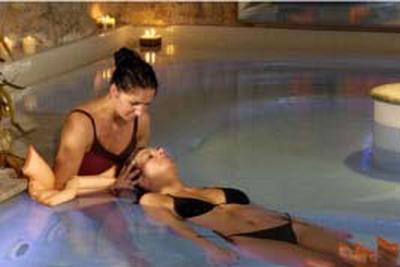 massaggio acqua