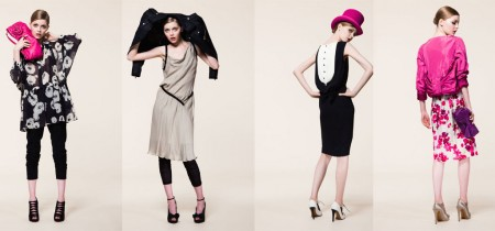Moschino Cheap & Chic, Moda Pour Femme alla sfilata di domani