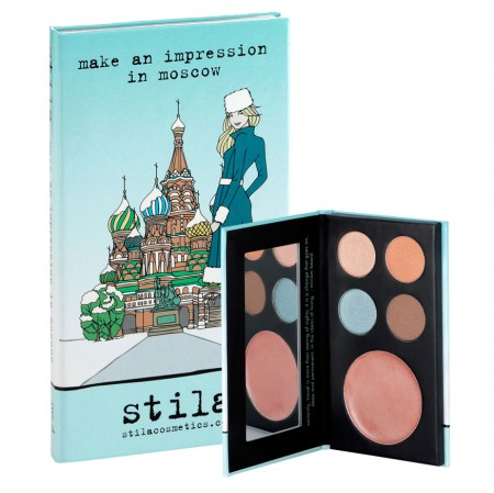 Make up: la palette Make an Impression in Moscow