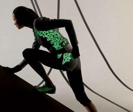 Stella McCartney si illumina per Adidas
