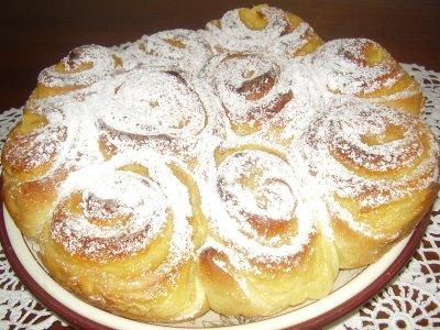 Ricette per bambini: la torta di rose