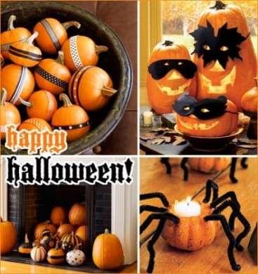 Halloween: decorazioni fai da te per la casa
