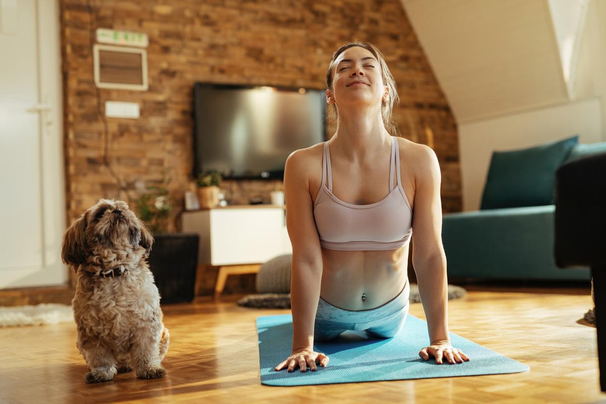 Pilates esercizi e tutorial