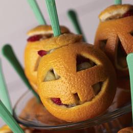 ricette halloween arance di zucche