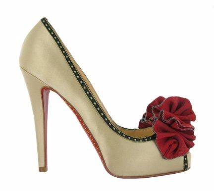 Christian Louboutin Peace of Shoe