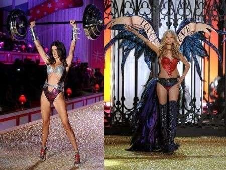 Costumi angeli di Victorias Secret