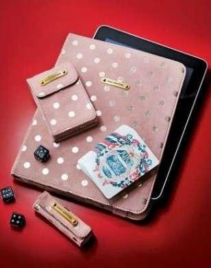 Custodia iPad Juicy Couture