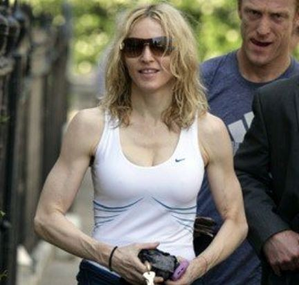 Fare muscoli