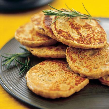 frittelle patate castagne rosmarino