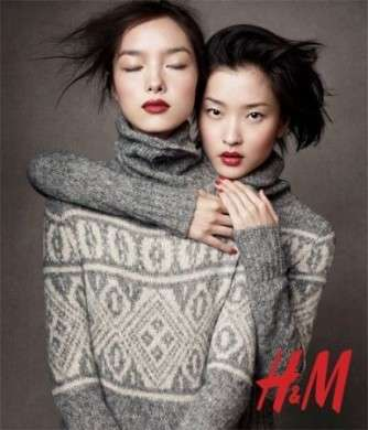HM Holiday Collection 2010 maglioni