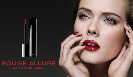 Make up labbra: gloss a lunga tenuta Rouge Allure di Chanel