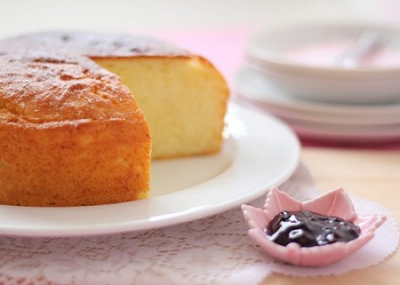 torta al limone semplice e golosa 2