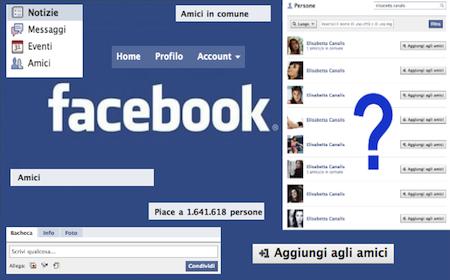 Vip su Facebook: quali sono veri e quali invece no?