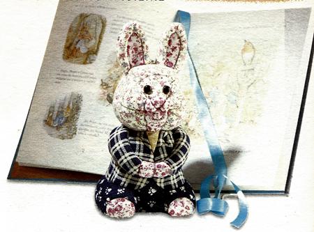 Come rearlizzare un coniglietto patchwork