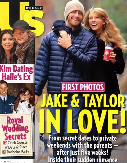Jake Gyllenhaale e Taylor Swift