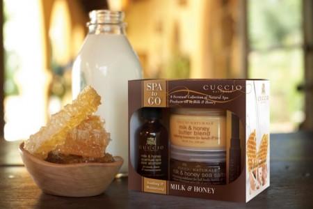 Cura della pelle: i prodotti Cuccio Naturale per Natale