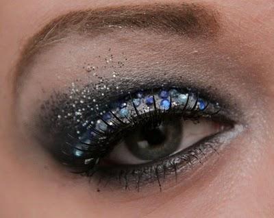 make up glitter