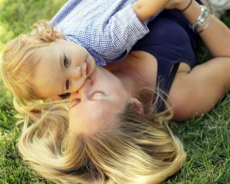 mamme belle e figli belli