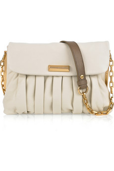 Marc by Marc Jacobs, tracollina chic bianca