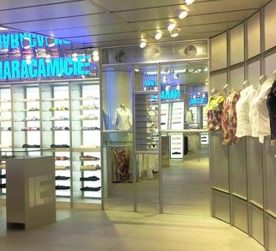 naracamicie nuovo store a T