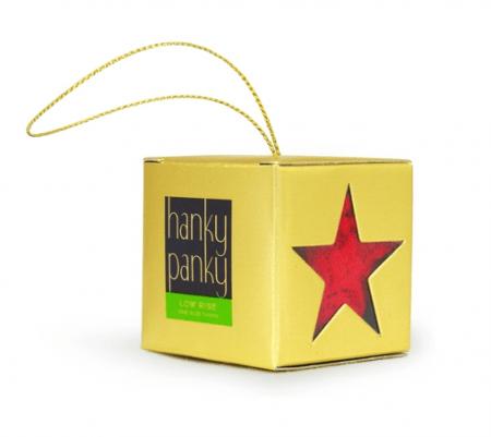 Natale 2010 slip hanky panky