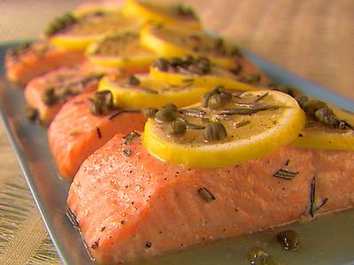 Ricette Salmone Dietetico.Ricette Secondi Salmone Al Forno Pourfemme