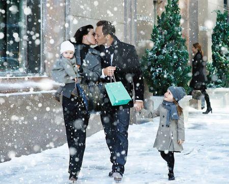Tiffany Holiday campaign
