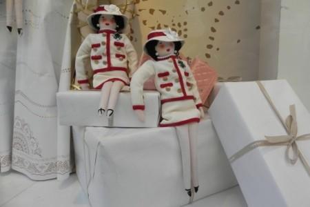 Chanel Madrid bambole madame Coco