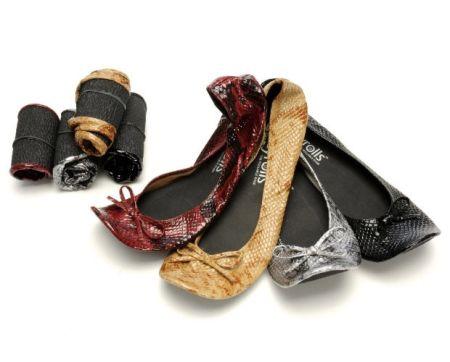ballerine footzyrools