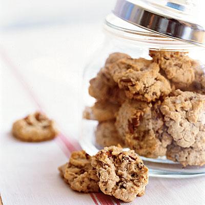 biscotti avena frutta secca