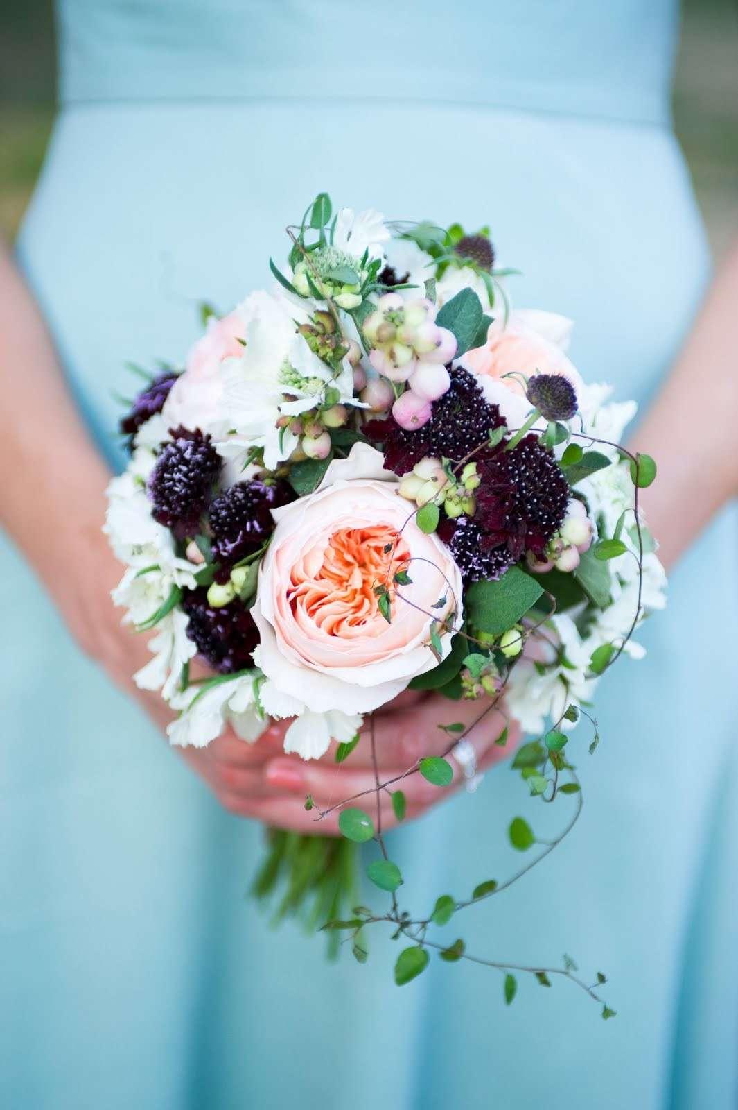 Bouquet con bacche