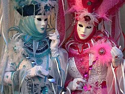 Carnevale di Venezia 2011 maschere