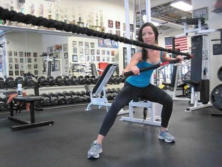 Fitness, 400 calorie in 20 minuti con Rip Core FX
