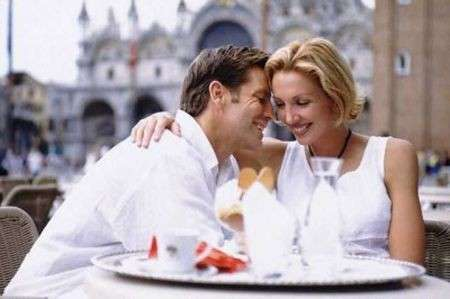 innamorati venezia