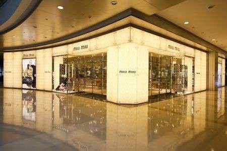 Miu Miu apre negozio in Cina