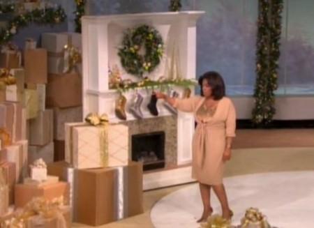 oprah winfrey con ugg classic paillettes