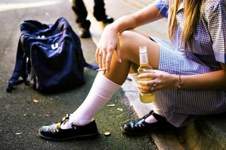 sedicenni alcol dieta