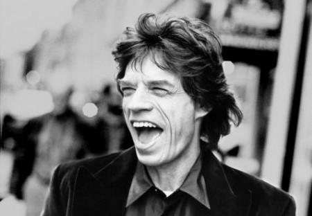 Mostra fotografica su Mick Jagger a Roma, per un week end con le amiche