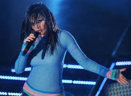 Sanremo 2011: Anna Oxa e la sua dieta per il festival