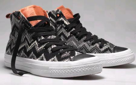 converse missoni sneaker