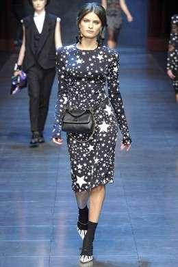 Dolce & Gabbana: collezione A/I 2011-12 a Milano Moda Donna