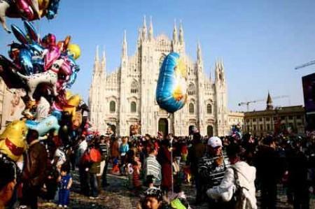 milano carnevale del 2011