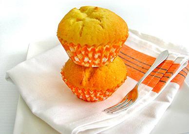 muffin succo arancia ricetta
