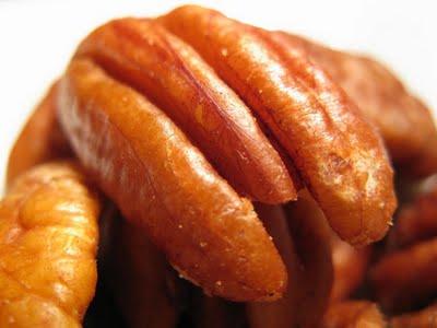 Colesterolo più basso con le noci pecan