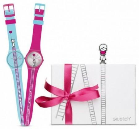 san valentino swatch orologi