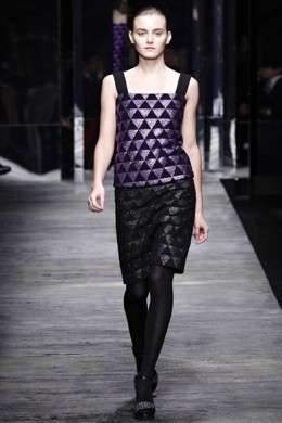 Milano Moda Donna A/I 2011-12: Versus