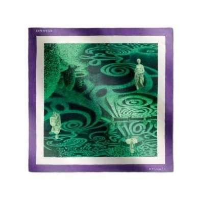 Bulgari: i foulard della collezione A/I 2011-12. Le foto