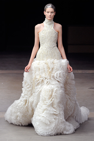 Kate Middleton si sposerà in Alexander McQueen?