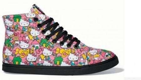 Vans X Hello Kitty