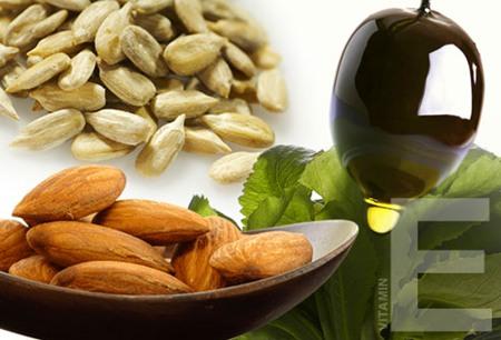 I benefici della vitamina E